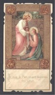 Souvenir De Première Communion VILLENEUVETTE  ( Hérault ) 1906 - Images Religieuses