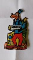 Figurina MIO LOCATELLI Plasteco Serie PAPERINO NELLO SPAZIO N. 9 PIPPO - Topolino Paperino Disney - Disney