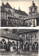 Cartes Postale Neuves Du Cloitre , De La Cathédrale , De La Chaire Et De L'Autel Avant Leur Destruction En 1944.Neuves - Chantraine