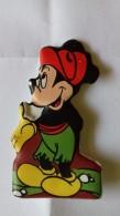 Figurina MIO LOCATELLI Plasteco Serie I BUCANIERI - N. 10 TOPOLINO - Topolino Paperino Disney - Disney