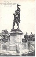 49 - EPIEDS - Le Monument Du Souvenir Français Aux Soldats Morts Pour La Patrie 9 Novembre 1870 - SUP - Sonstige Gemeinden