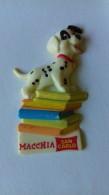 Figurina Magnete SAN CARLO - La Carica Dei 101 - MACCHIA - Dalmatians Topolino Disney - Disney