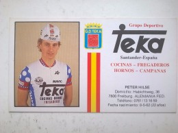 Peter HILSE Teka - Radsport