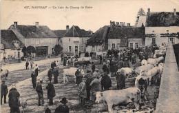 21-ROUVRAY- UN COIN DU CHAMP DE FOIRE - France