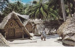 Bushlandcreole Village, Tapanahony River , SURINAM , 50-60s - Suriname