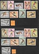 """Bururndi 1964  Yvert-Telier Nr° 102 To 111  &  """"102 To 111 Ongetand  """" Postfris - Collezioni (senza Album)"""