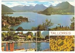 TALLOIRES -  La Baie Et Le Lac D´Annecy  ( Editions Cellard  N° 42203 ) - Talloires