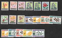 Rwanda 1963 - Collezioni (senza Album)