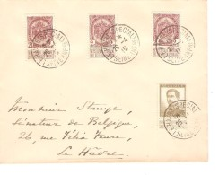 TP 82(3)-112 S/L.c.Le Havre Special 28/4/1915 V.E/V PR3347 - Altre Zone