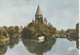 Metz : Le Temple Protestant (n°55207 Estel Neuve) - Metz