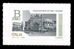 Italia Repubblica 2016 Piazze D'Italia Piazza Ruggiero Settimo In Palermo € 2,20 MNH** Integro - 2011-...:  Nuovi