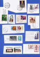 Europa Nach 2010 ...,  15 Marken Gestempelt - Autres - Europe