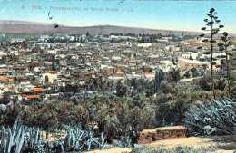 FEZ (Marokko) - Panorama Vu Du Bordj Nord, Gel.191? - Fez