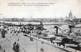 ST.PETERSBOURG (Russland) - Vue Generaleprise De Vassily-Ostrov, Gel.1910? - Russland