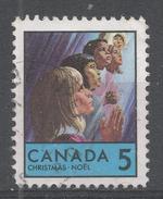Canada 1969, Scott #502 Christmas: Children Of Various Races (U) - 1952-.... Règne D'Elizabeth II