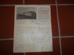 St-agatha-berchem Maison Helman Vue Generale L,usine 1909 - Berchem-Ste-Agathe - St-Agatha-Berchem
