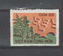 VIET NAM  Sud  1961  N° 1   Neuf X X  Franchise Militaire - Viêt-Nam