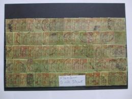 LOT TYPE SAGE N°96x80 EXEMPLAIRES OBLITERE COTE 320 EUROS - 1876-1898 Sage (Type II)
