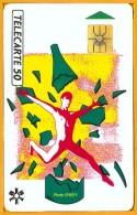 Télécarte Privée 1990 D308 De 50u Tirage 5 000 Utilisée TTB          La Photo Est Celle Du Produit Fourni. - France