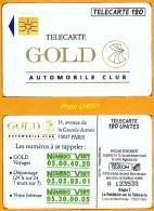 Télécarte Privée 1991 D283A Texte Vert Clair, De 120u SO3 Tirage 2 500 Utilisée TB - France