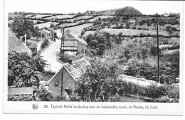 FLERON (4620) Typisch Herfs Landschap Aan De Industriele Zoom, Te Fléron , Bij Luik - Fléron