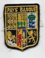 ECUSSON TISSU PAYS BASQUE - Ecussons Tissu