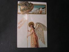 Weinachten Engel Aus Waldbokelheim  1908 - Engel
