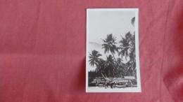 Oceania > Papua New Guinea   RPPC  Thin Stock  Photo  Natives -ref 2315 - Papua New Guinea