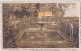 GRANADA  Fontaine Et Jets D'eau - Granada