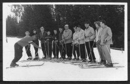 7 X Skiing Ski Alpine Winter Sports Postcards - Winter Sports