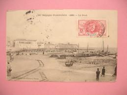 """CPA  Afrique Occidentale  - Gorée  """" Le Port  """" - Other"""