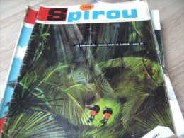 Mes Ref Spirou 1966 : Le Journal De Spirou Année 1966 Numéro 1475 - Spirou Magazine