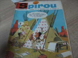 Mes Ref Spirou 1966 : Le Journal De Spirou Année 1966 Numéro 1497 - Spirou Magazine