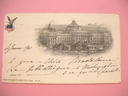 "CPA  "" Congressional Library "" - Etats-Unis"