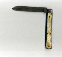 - FRANCE . PETIT COUTEAU DE POCHE PRADEL . - Knives