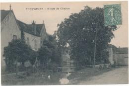 FONTAINES - Route De Chalon - Altri Comuni