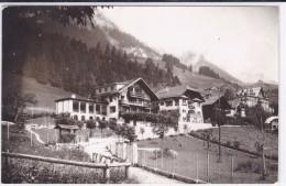Château-d 'Oex. Vue Partielle. Tirage Restreint - VD Vaud