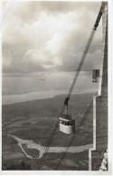 74----LE SALLEVE--le Graf Zeppelin Survolant Le Lac De Genève Vue Du Téléférique--(état Voir Scan) - Autres Communes