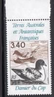 Terres Australes Et Antartiques Français 1992.Damier Du Cap - Französische Süd- Und Antarktisgebiete (TAAF)