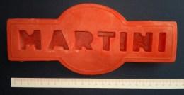 """D4740 """"MARTINI - FORMA PER CUBETTI DI GHIACCIO - FORM FOR ICE CUBES - ANNI ´80 DEL XX SECOLO - YEARS ´80"""" ORIGIN. - Altri"""