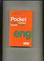 - DICCIONARI POCKET ENGLISH-CATALAN CATALA-ANGLES . LAROUSSE  . BARCELONE 2007 . - Dictionnaires, Thésaurus