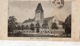 JENA (IENA) BAINS POPULAIRES - Jena