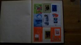 S20.08.01.URSS.LOTE DE BLOQUES DISTINTAS(NUEVOS**).ALTO VALOR DE CATALOGO Y&T - Collezioni (senza Album)