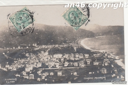 CHIAVARI-PANORAMA-VIAGGIATA 1919-OTTIMA CONSERVAZIONE-2 SCAN - Genova (Genoa)