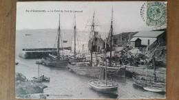 Ile D´ouessant.le Fond Du Port De Lampaul. Le Bihan N ° 64. Rare - Ouessant