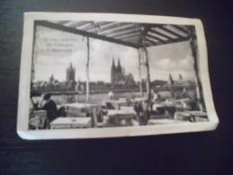 CARNET DEPLIANT ..50 VUES DE COLOGNE A MAYENCE...ALLEMAGNE (qq Petits Defauts) - Cartes Postales