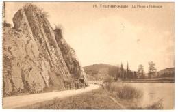 Yvoir-sur-Meuse   ---   La Meuse à Fidevoye - Yvoir