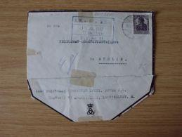 15.07.1917, BELEGSTÜCK Der PRINZESSIN HERZOGIN ZU MECKLENBURG Mit STEMPEL Von LUDWIGSLUST - Cartas