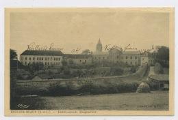 CPA: 71 - BOIS-STE-MARIE - ETABLISSEMENTS HOSPITALIERS - France