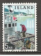 Island 1963 // Mi. 370 O (029..826) - 1944-... Republique